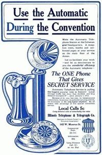 ban the telephone
