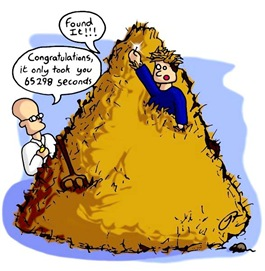 Finding A Password In A Haystack
