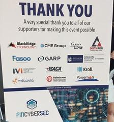 Fasoo sponsors FinCyberSec 2017