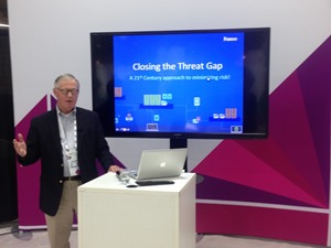 Bill Blake presents at IBM Insight 2015