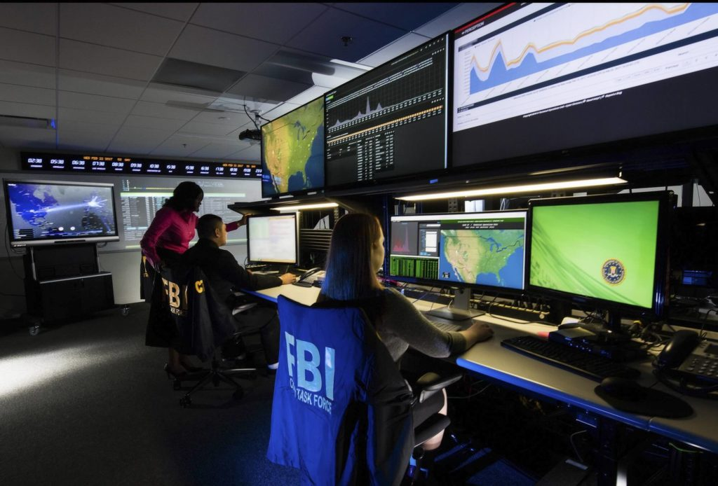 Photo: Inside the FBI's Cyber Division