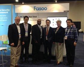 Fasoo at Gartner Security summit 2015