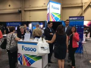 Fasoo exhibits at IBM Insight 2014