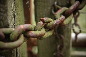 Fix a broken chain of custody of your confidential data